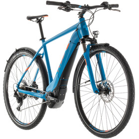 Cube Cross Hybrid Race 500 Allroad blue'n'orange